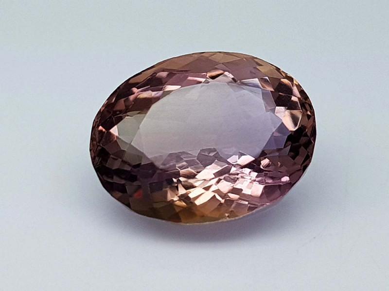 10.35Crt Bolivian Ametrine Stone JIAMT37