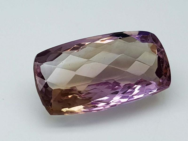 16.55Crt Bolivian Ametrine Stone JIAMT56