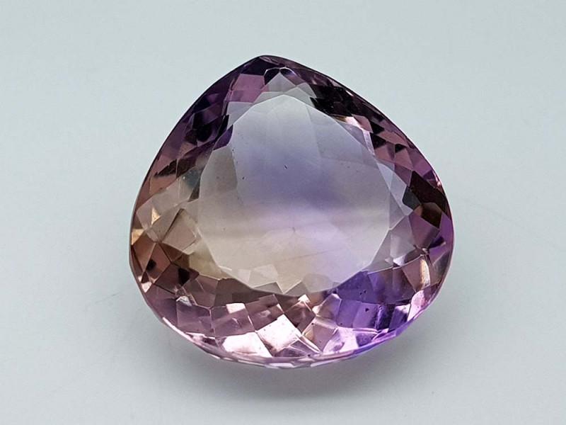 17.75Crt Bolivian Ametrine Stone JIAMT64