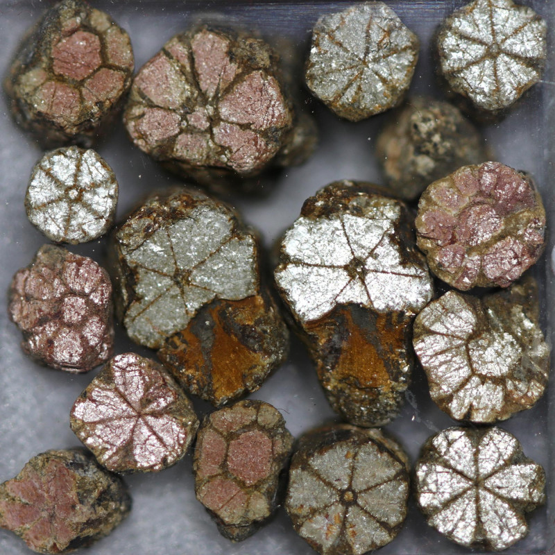 17.80 CTS CHERRY BLOSSOM SILVER  /PINK PARCEL [STS1684]