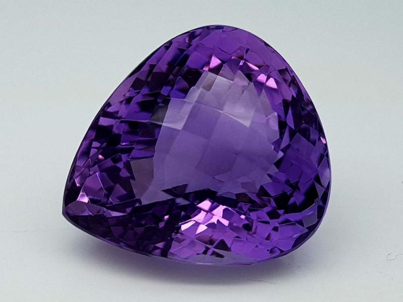 29.65Crt Natural Amethyst Stone JI80