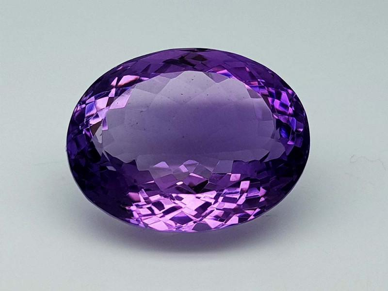 22.65Crt Natural Amethyst Stone JI90