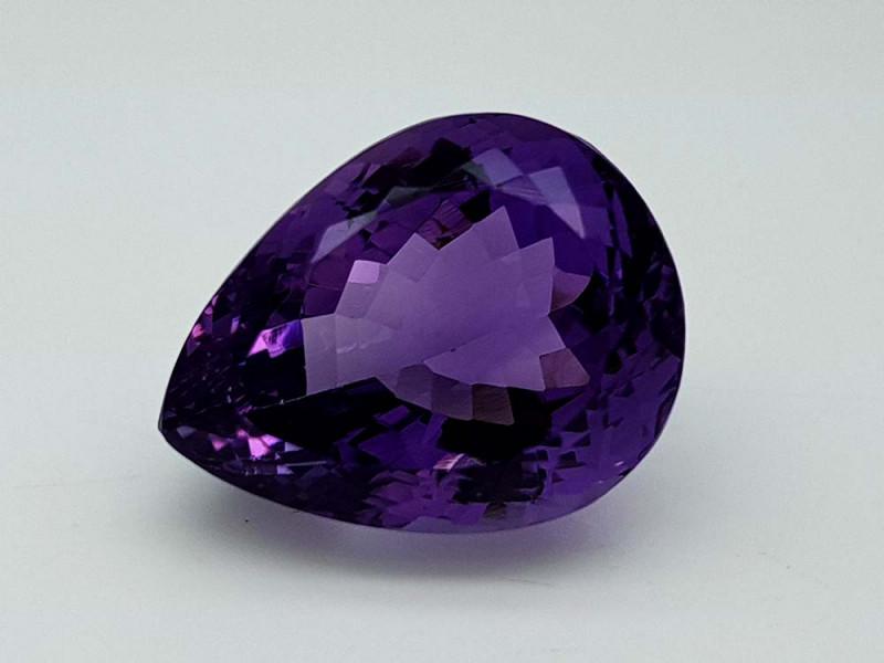 22.85Crt Natural Amethyst Stone JI98