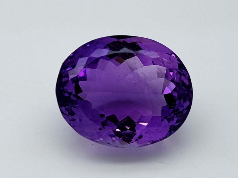 26Crt Natural Amethyst Stone JI103