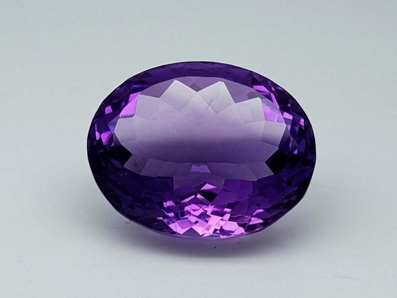 16Crt Natural Amethyst Stone JI109