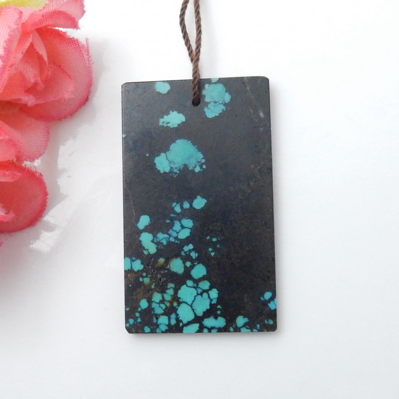 30cts Turquoise Pendant ,Turquoise Bead,Healing Stone ,Wholesale F345