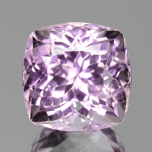 10.00 Cts Pink Color Natural Kunzite Earth Mined Gemstone