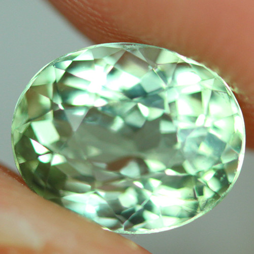 2.11 ct CERTIFIED  Copper Bearing Mozambique Paraiba Tourmaline-PR651