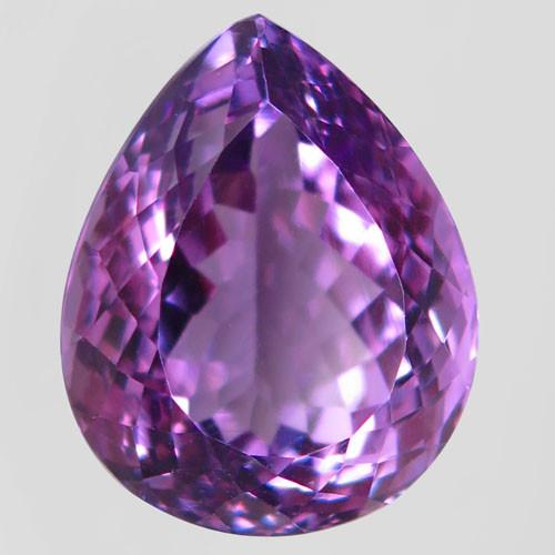 Unheated 26.80 ct. Natural Top Nice Purple Amethyst Uruguay
