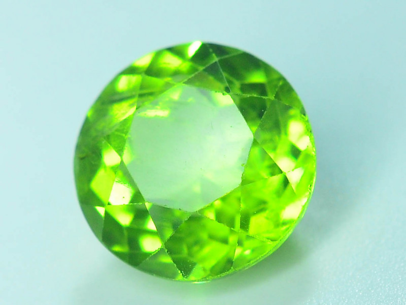 3.60 Ct Natural Green Peridot