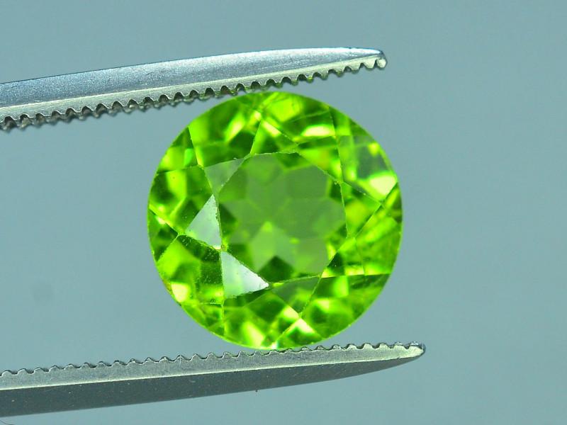 3.15 Ct Natural Green Peridot