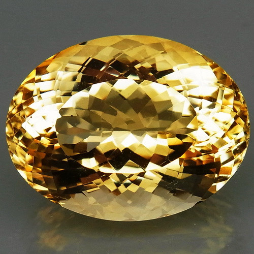 20.44 ct. 100% Natural Unheated Top Yellow Golden Citrine