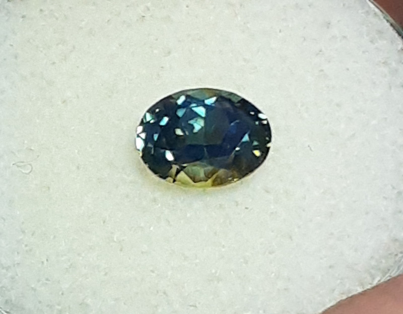 1.17ct Aust. sapp. party