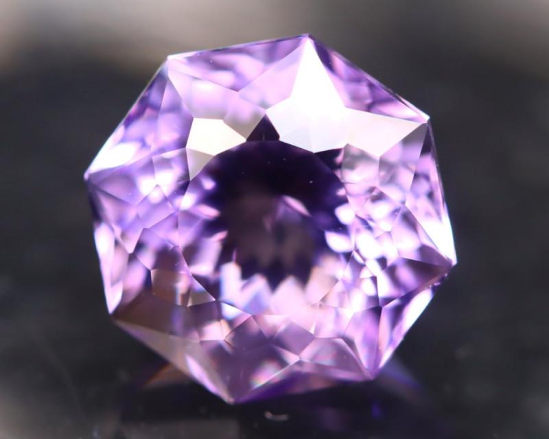 Rose De France Amethyst 5.16Ct Natural Pinkish Lavender Amethyst A2128
