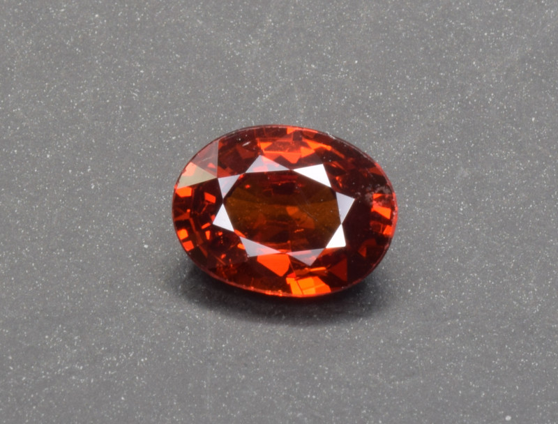 Natural Spessertite Garnet 0.93 Cts