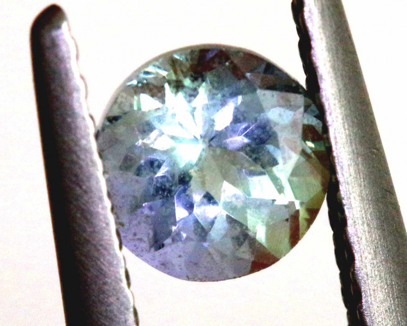 0.55  CTS- TANZANITE FACETED  GEMSTONE  RNG-53