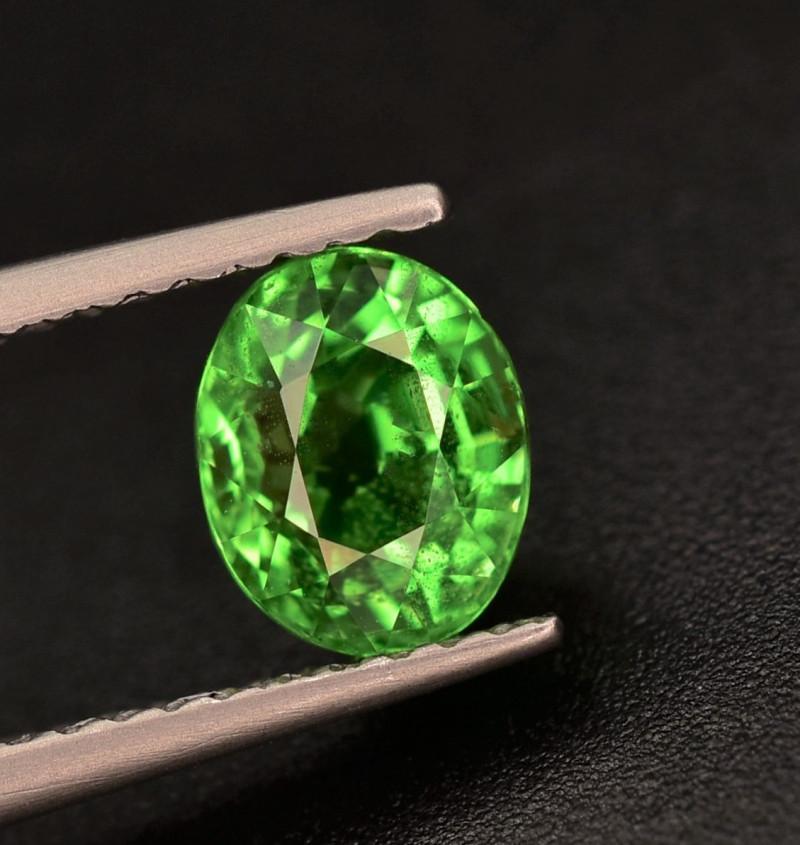 Top quality Tsavorite Garnet 1.45 carats