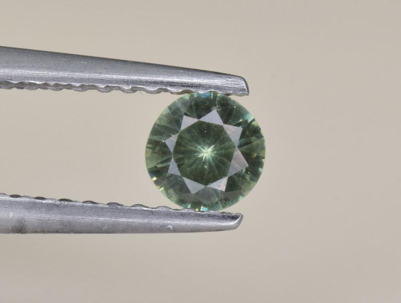 Natural Demantoid Garnet 0.28 Cts, Full Sparkle Faceted Gemstone
