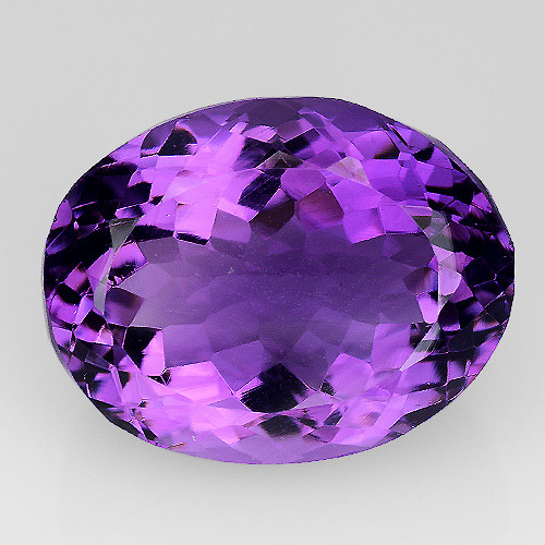 10.28 Ct  Natural Amethyst Top Cutting Top Quality Gemstone. AT 88