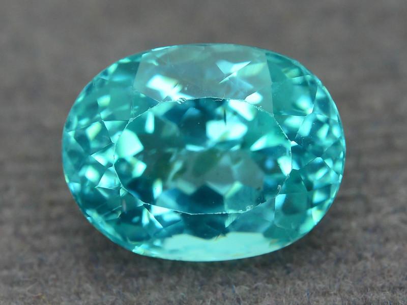 Rare 3.96 ct Amazing Luster Blue Apatite SKU.8