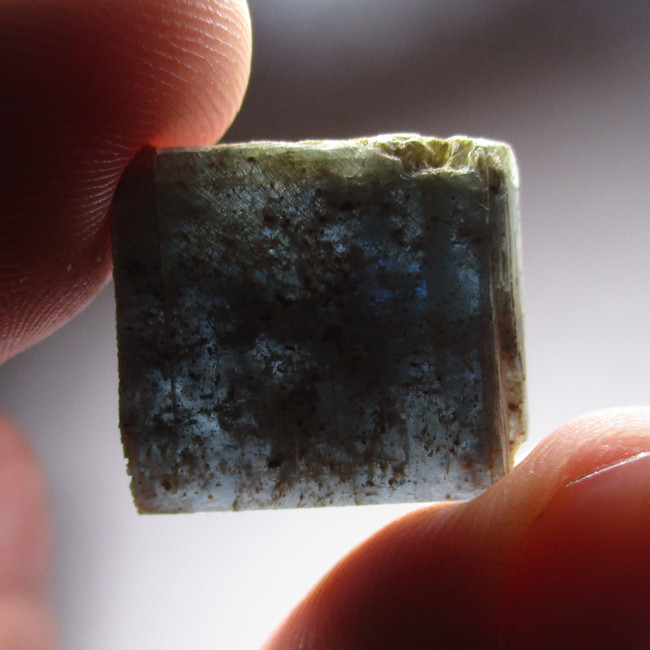 32.98cts Sliced Kyanite Specimen