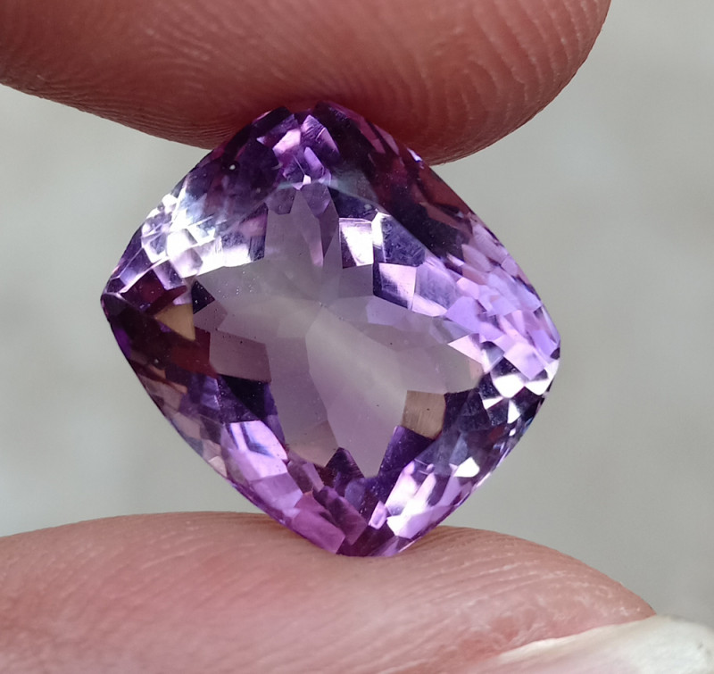 10.80 CT TOP QUALITY AMETHYST Natural+Untreated VA324