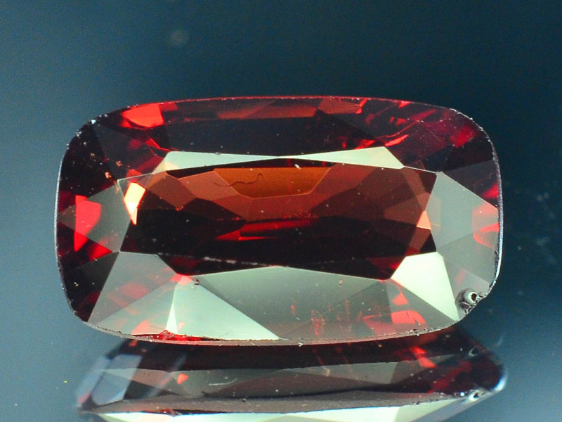 1.60 ct Red Spinel Untreated/Unheated~Burma
