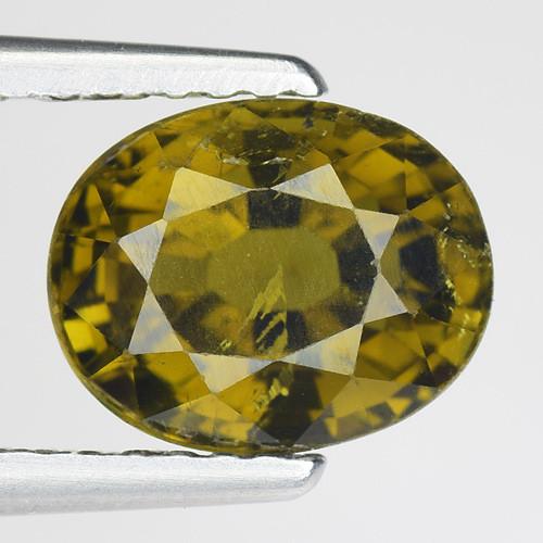 2.15 Ct Natural Tourmaline Top Quality Gemstone. FTM 45
