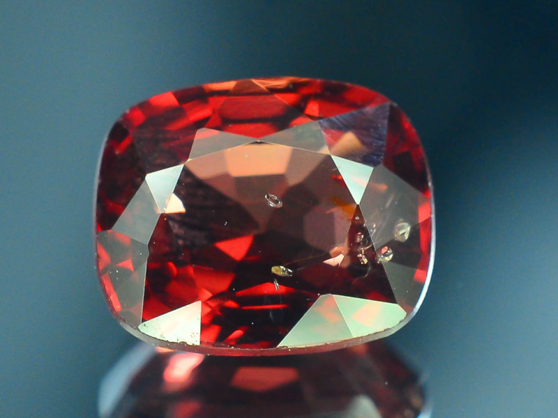 1.30 ct Red Spinel Untreated/Unheated~Burma