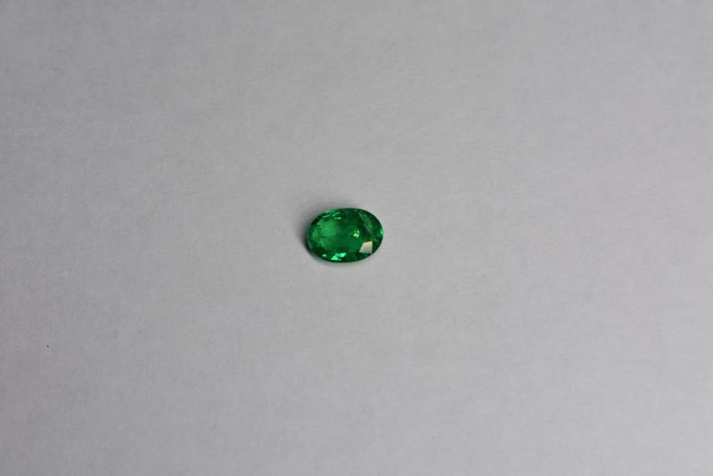 2.05 Carat Intense Green AFGHAN (Panjshir) Emerald!