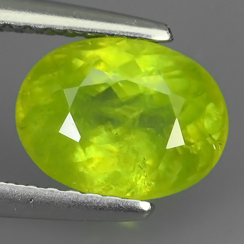 2.15 CTS~EXCELLENT NATURAL GREEN SPHENE