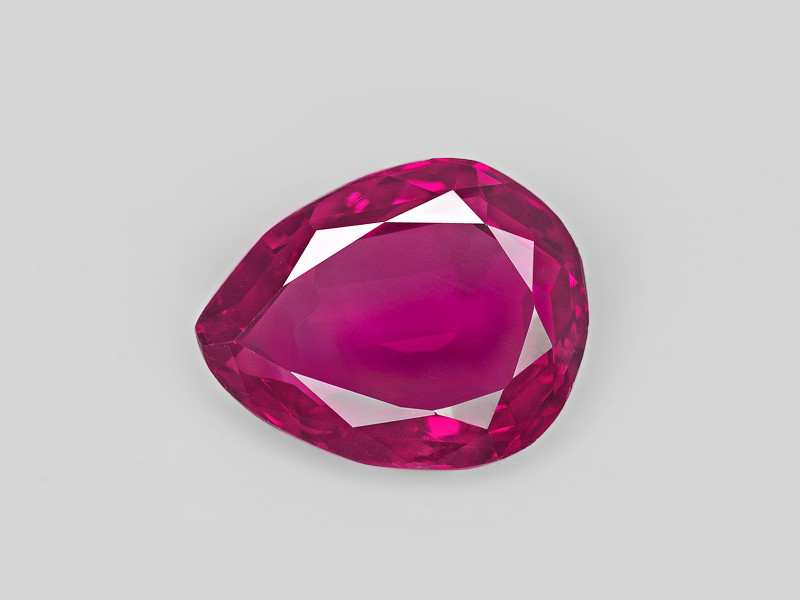 Ruby, 1.48ct - Mined in Burma | Certified by GIA