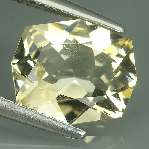 3.20 CTS FLAWLESS SPARKLING RARE NATURAL CITRINE