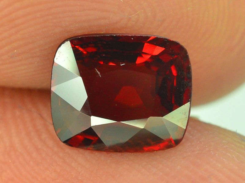 1.45 ct Red Spinel Untreated/Unheated~Burma