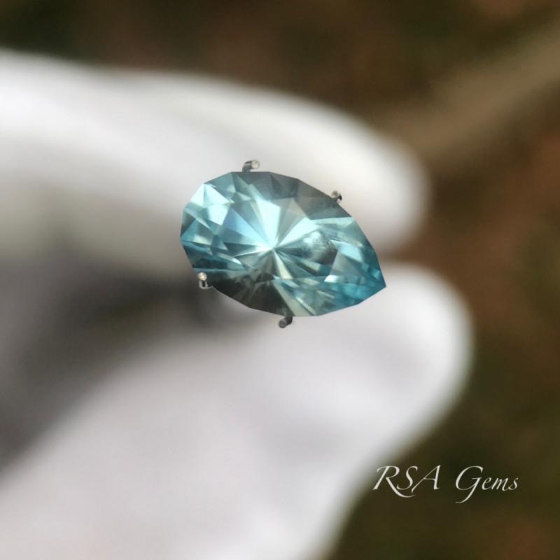 Aquamarine - 2.28 carats