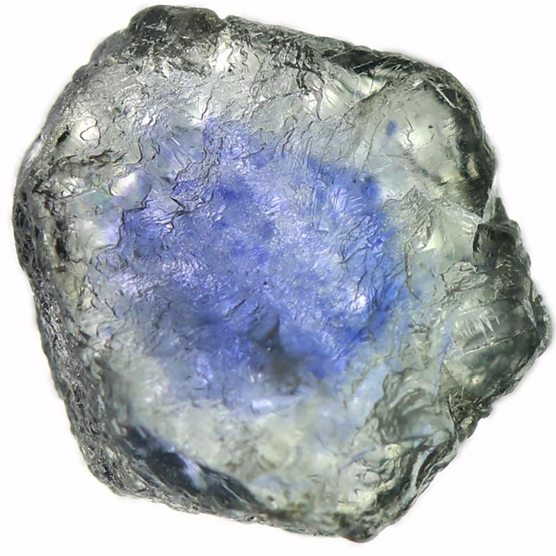 2.322 CTS BLUE SAPPHIRE  FLATS FROM MONTANA USA  [S-SAFE489]