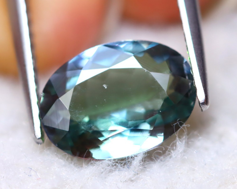 Tanzanite 2.40Ct Natural VVS Purplish Blue Tanzanite EN32