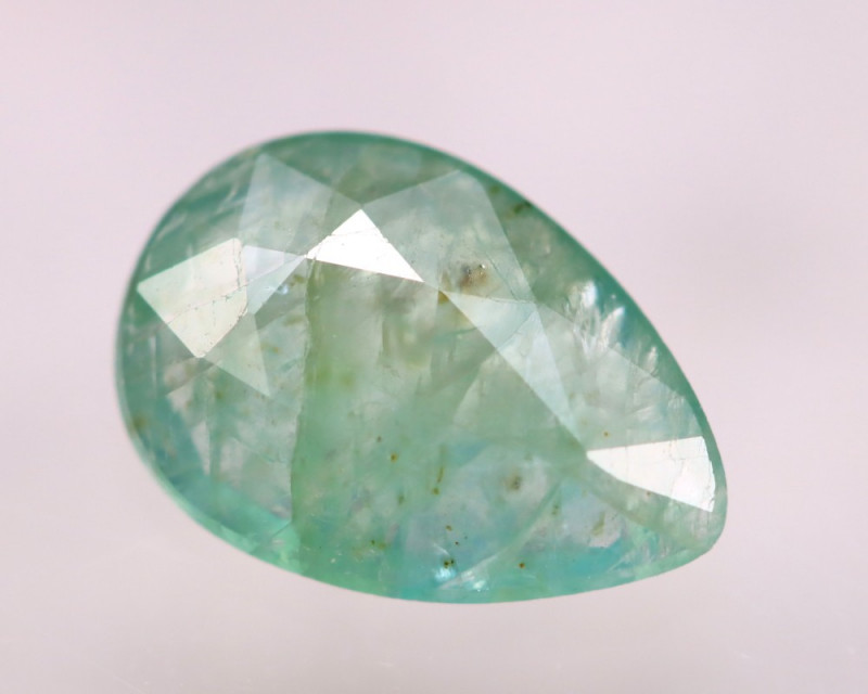 Grandidierite 1.27Ct Natural World Rare Gemstone E1518