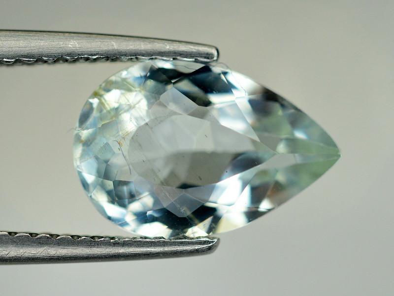 2.05  Ct Natural Aquamarine Gemstone
