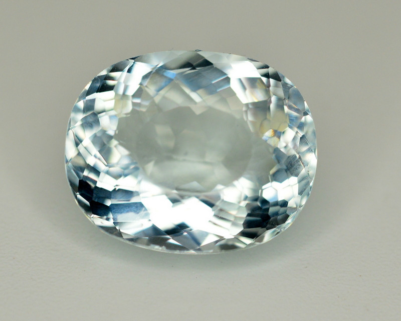 6.55 Ct Natural Aquamarine Gemstone