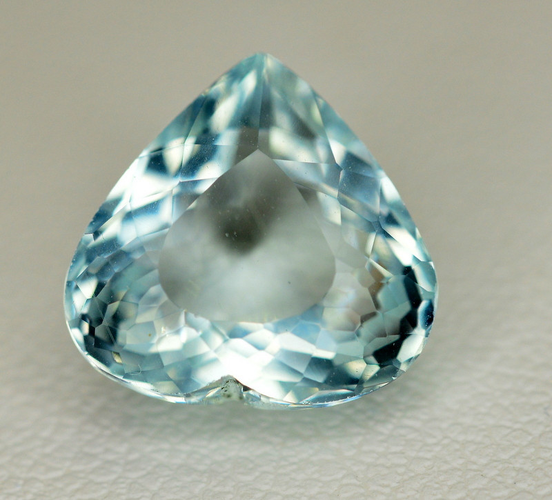 5.25 Ct Natural Aquamarine Gemstone