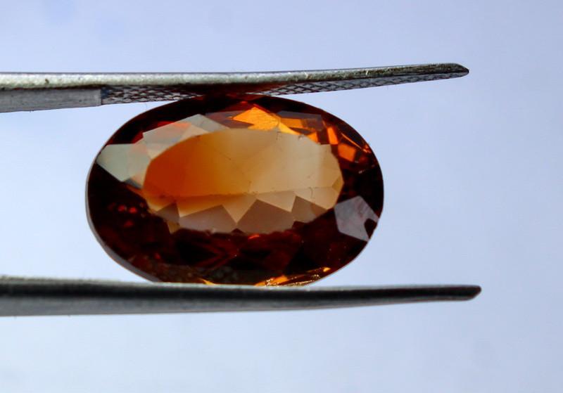 8.60 Cts Beautiful, Superb Orange Brown Topaz Gemstone