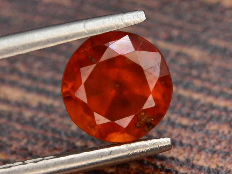 Top Color1.50 ct Natural Hessonite Garnet ~ T