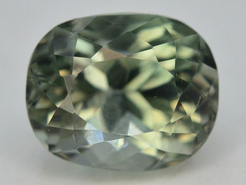 5.50 Ct Green Spodumene Gemstone From Afghanistan~ G AQ