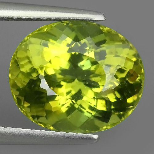 6.35 CTS INVESTMENT GEM - VIP APATITE - NICE GREEN EXCLUSIVE BRAZIL