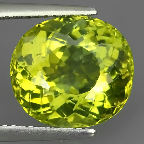 7.10 CTS INVESTMENT GEM - VIP APATITE - NICE GREEN EXCLUSIVE BRAZIL