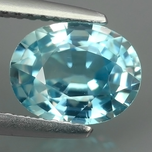 2.50 CtS AWESOME SPARKLE NATURAL BLUE ZIRCON