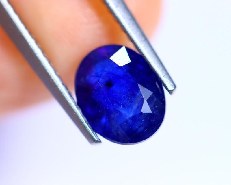 2.17cts Royal Blue Colour Sapphire / RD746