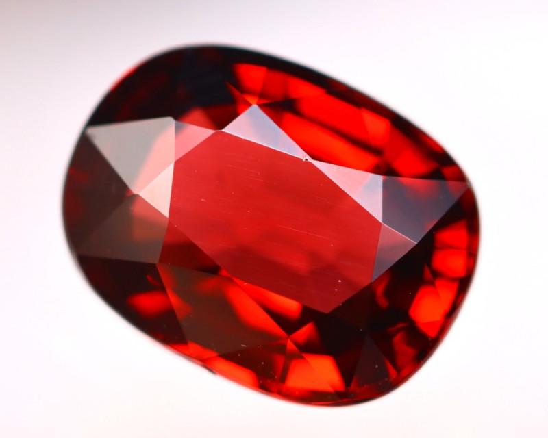 Rhodolite 5.00Ct Natural Cherry Red Rhodolite Garnet DN46