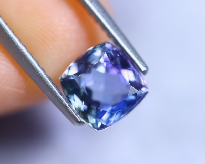 1.70cts Violet Blue D Block Tanzanite / RD860